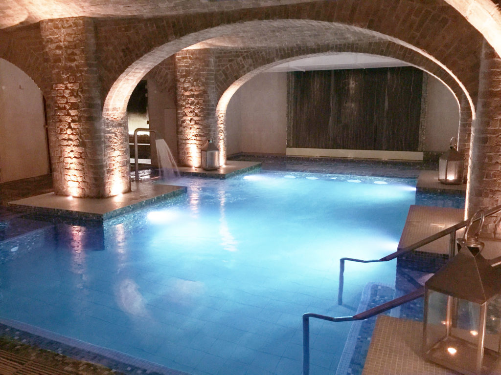 Spa Hotels Liverpool