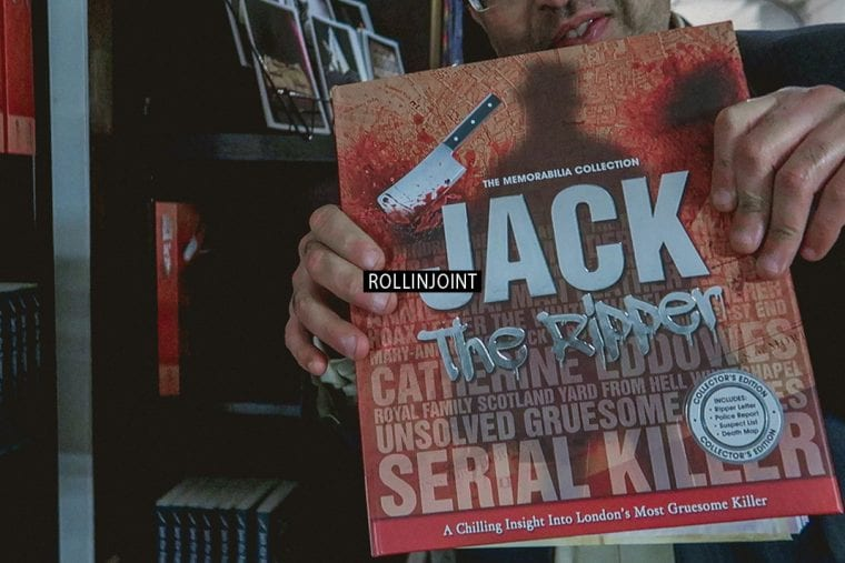 Jack The Ripper Tour With Vision