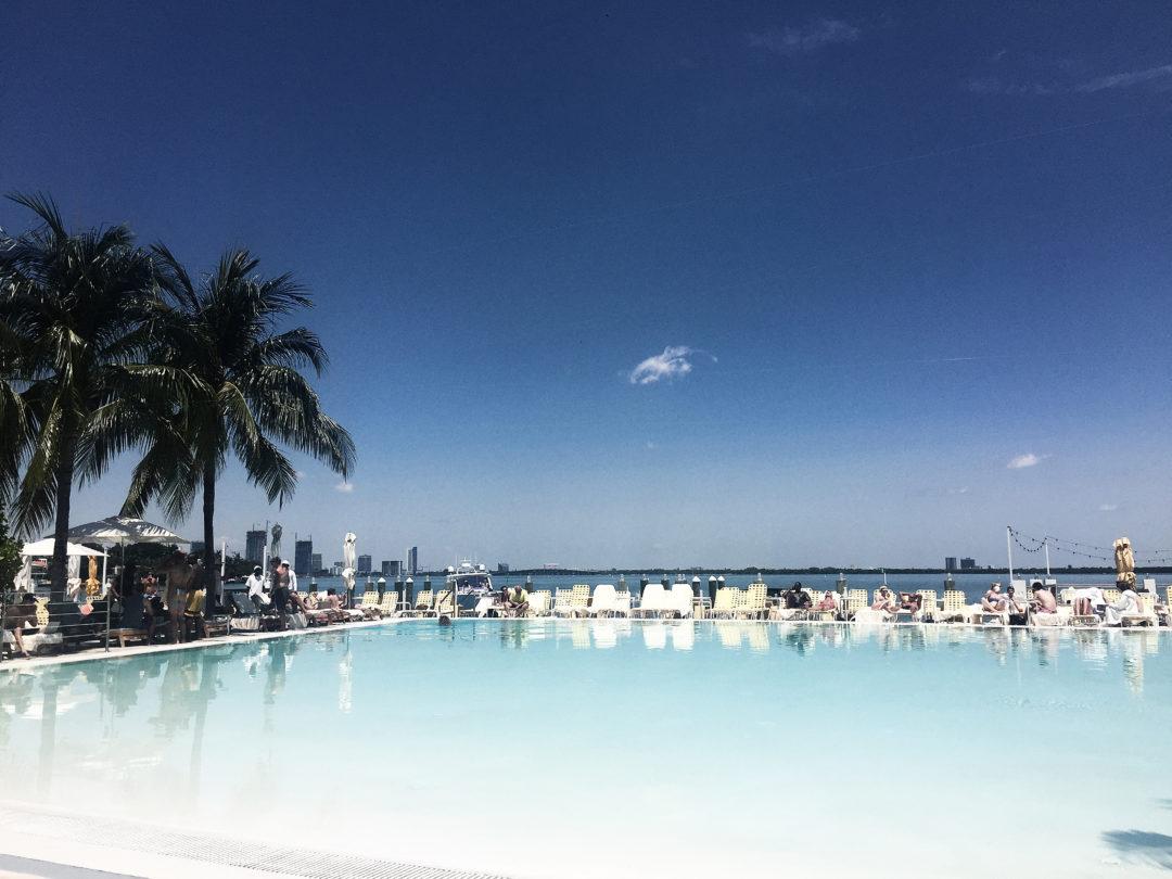 Standard Hotel Infinity Pool
